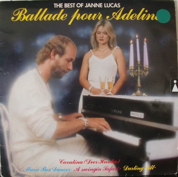 LP The Best of Janne Lucas  Ballade pour Adeline
