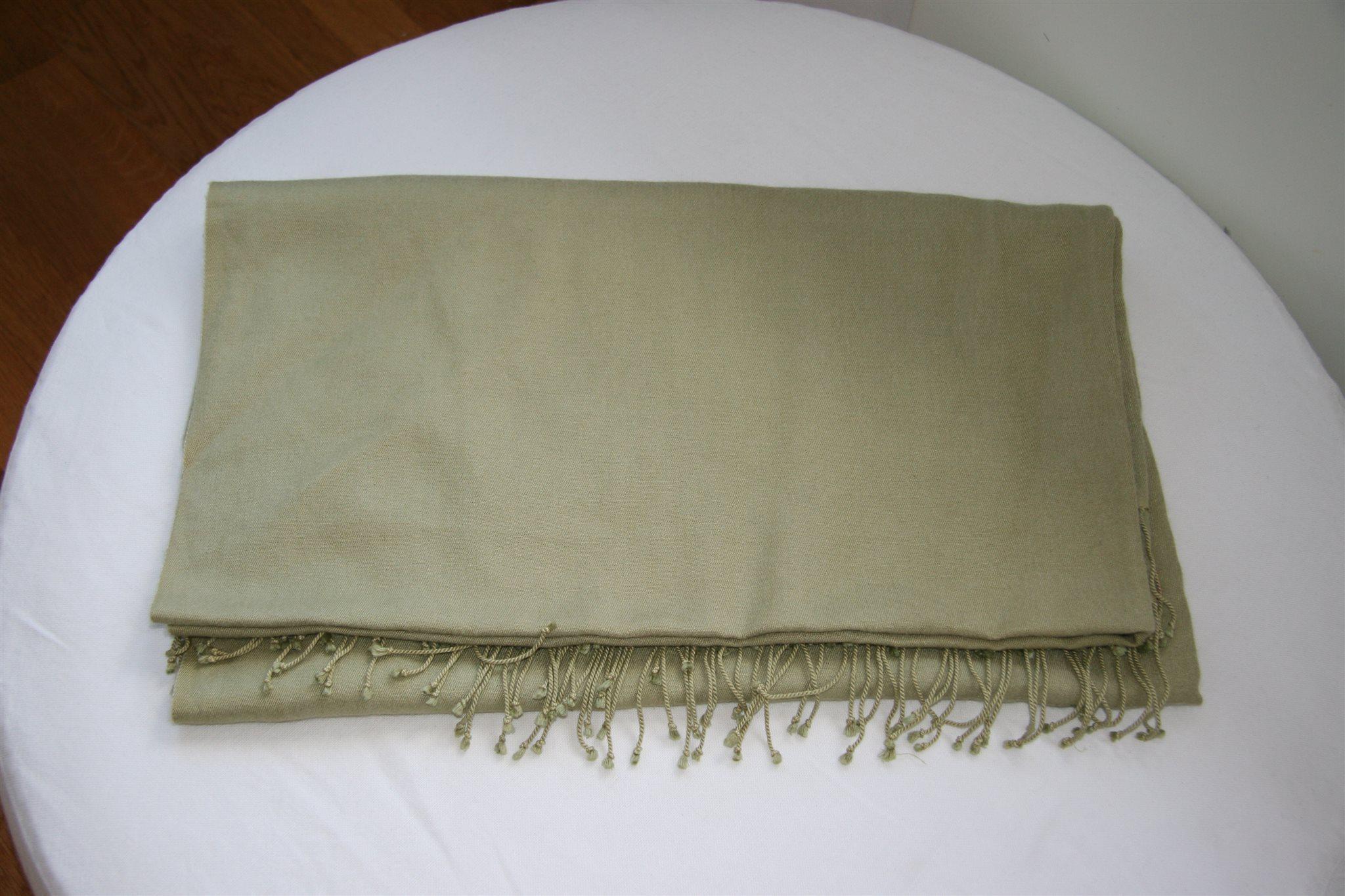 Pashmina sjal, stor