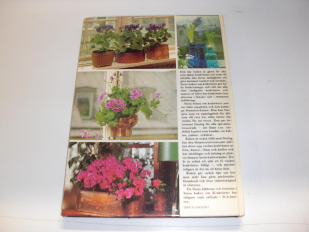 Stora boken om krukväxter på Tradera.com - Botanikböcker | Botanik |