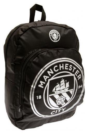 Manchester City Ryggsäck Retro (295923652) ᐈ Spelbord på Tradera 2079fa0830472