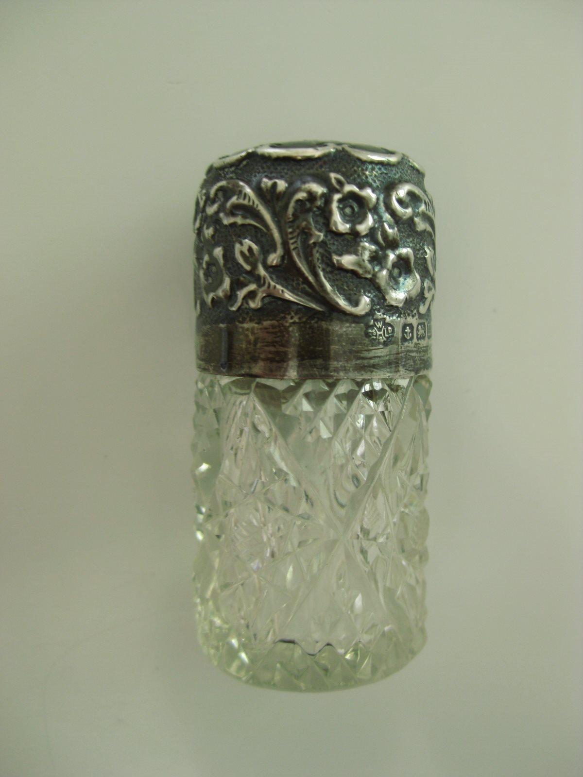 antikt silver stämplar