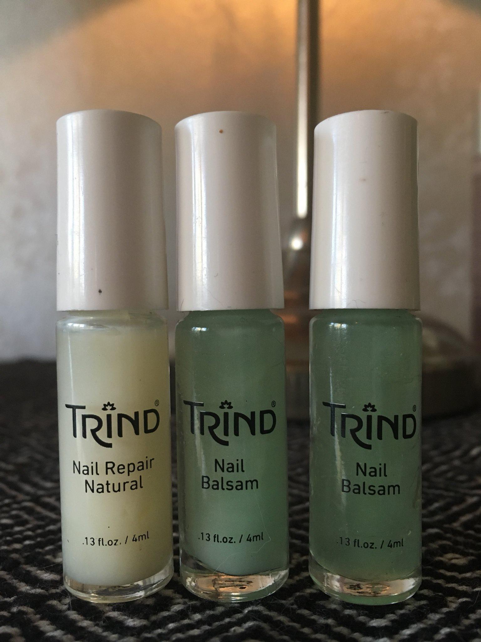 Nytt! 1 st Trind Nail repair och 2st Nail balsam (333284772) ᐈ Köp ...