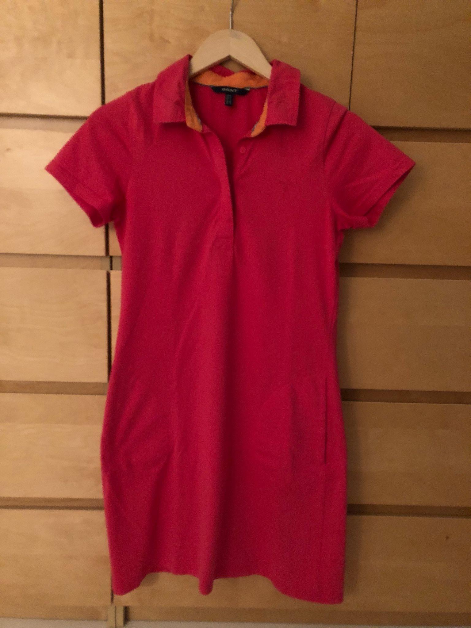 081aef6e9ed Gant pike klänning. gant regular fit - piké - gelb ljusgul män kläder piké, gant tröja,gant shop,Online. GANT The Original Piké Dress Dam - Fri frakt  hos ...