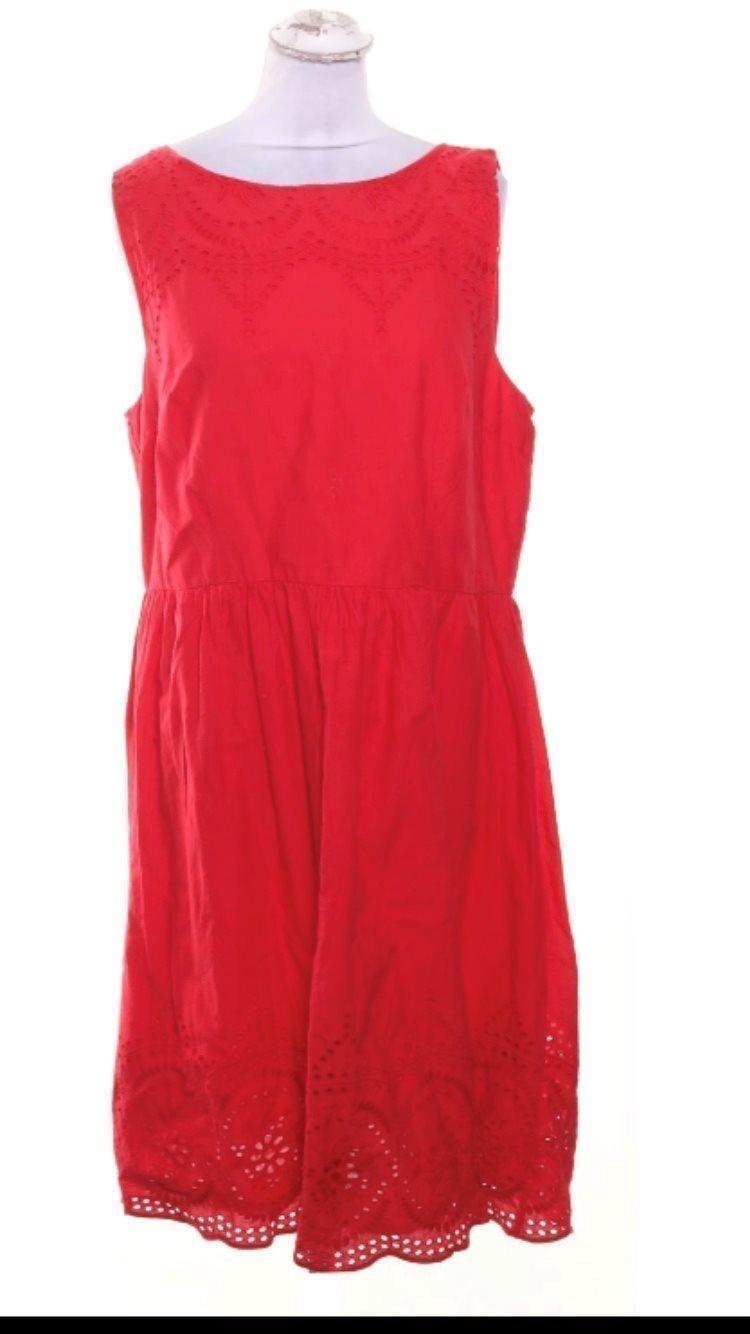 Röd klänning fest bröllop Hampton Republic Kapp.. (341152097) ᐈ Köp ... 132f2ad02b333