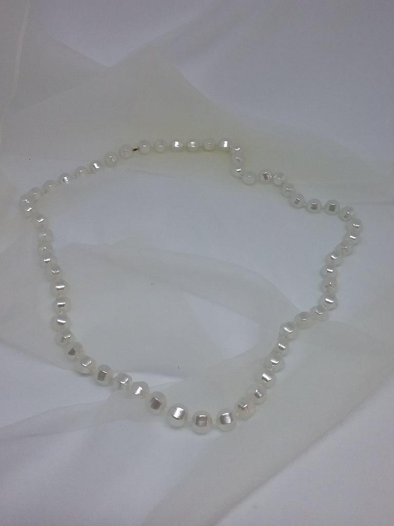 b7d9374768df Retro smycke bijouteri halsband gl.. (301647053) ᐈ vintagecorner på ...