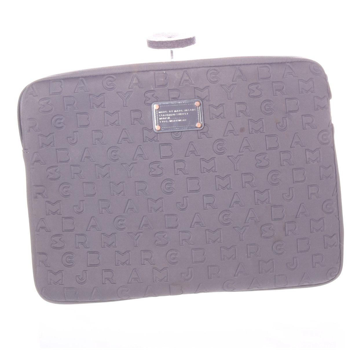 marc jacobs datorfodral grå