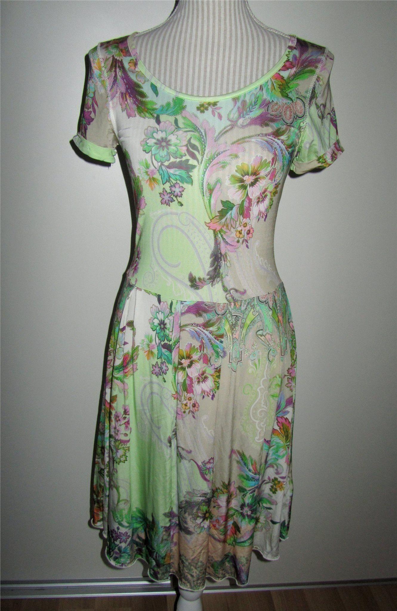 Malvin vacker klänning Nyskick stl 36 (343500251) ᐈ Köp på