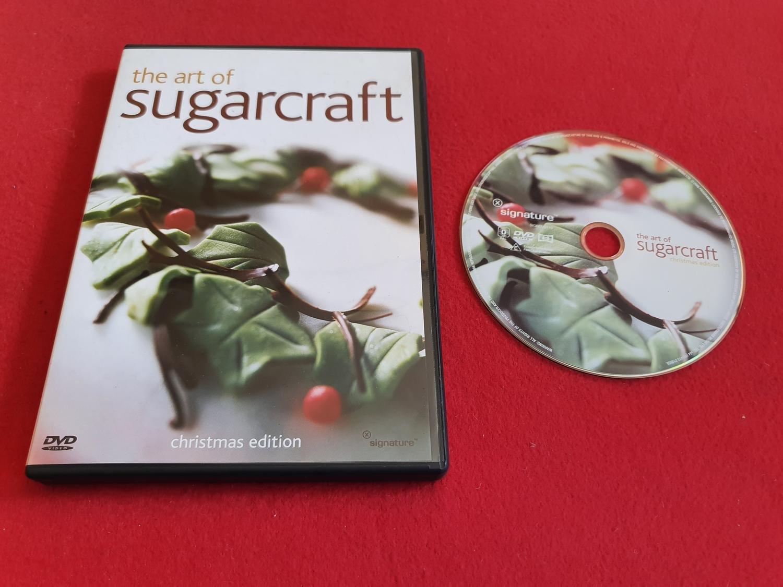 THE ART OF SUGARCRAFT till DVD (405514122) ᐈ game-world på ...