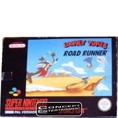 LOONEY TUNES ROAD RUNNER till Super Nintendo SNES