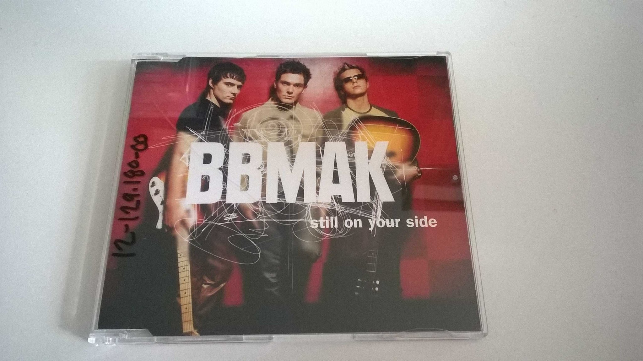 BBMak - Still On Your Side, CD