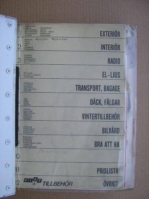 Pärm med FIAT FIAT FIAT Original Tillbehör 46a607