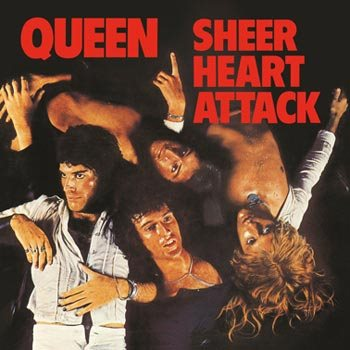Queen: Sheer heart attack (Vinyl LP)