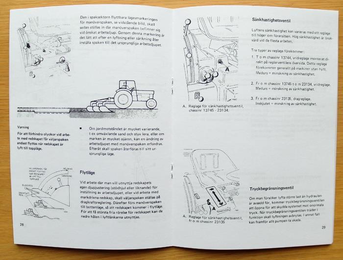 Verkstadshandbok Volvo Bm T430  U2013 Elektrische