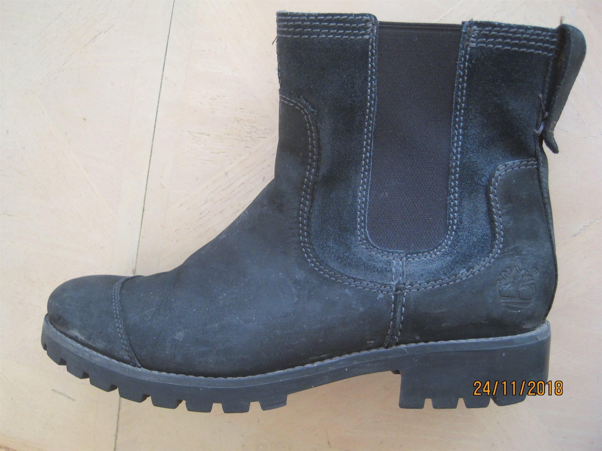 6acf1c5baf5 Kvalitets vinter kängor boots i skinn/nubuck fr.. (332491380) ᐈ Köp ...