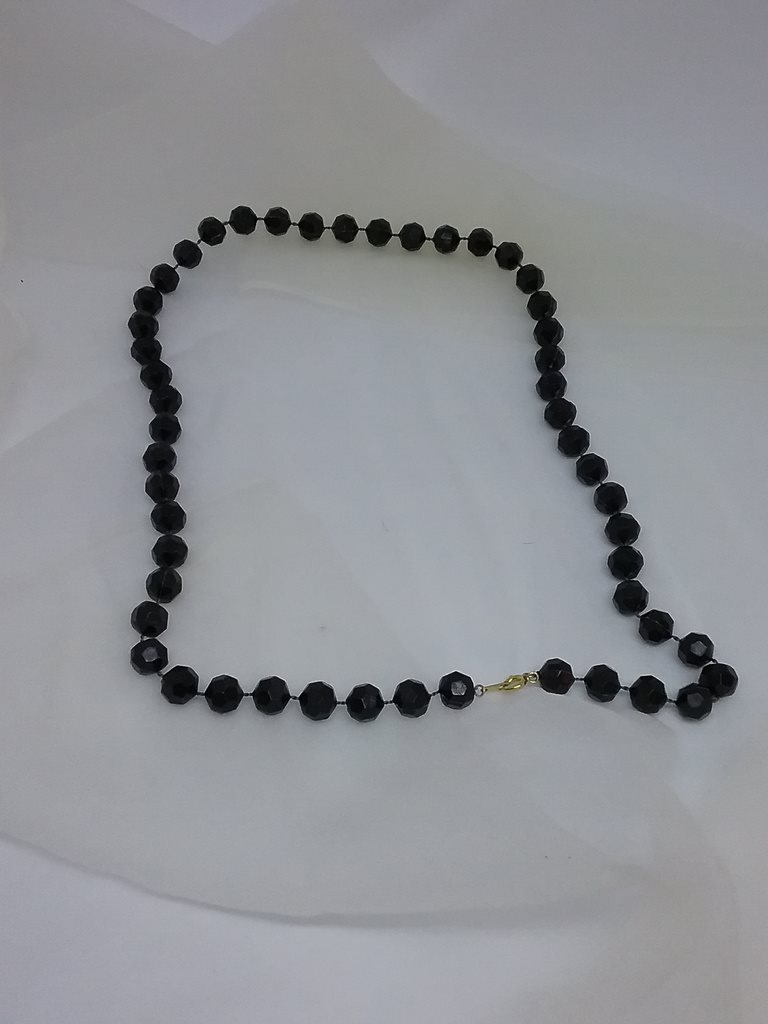 858e84324b2e Retro smycke bijouteri halsband sv.. (301647056) ᐈ vintagecorner på ...