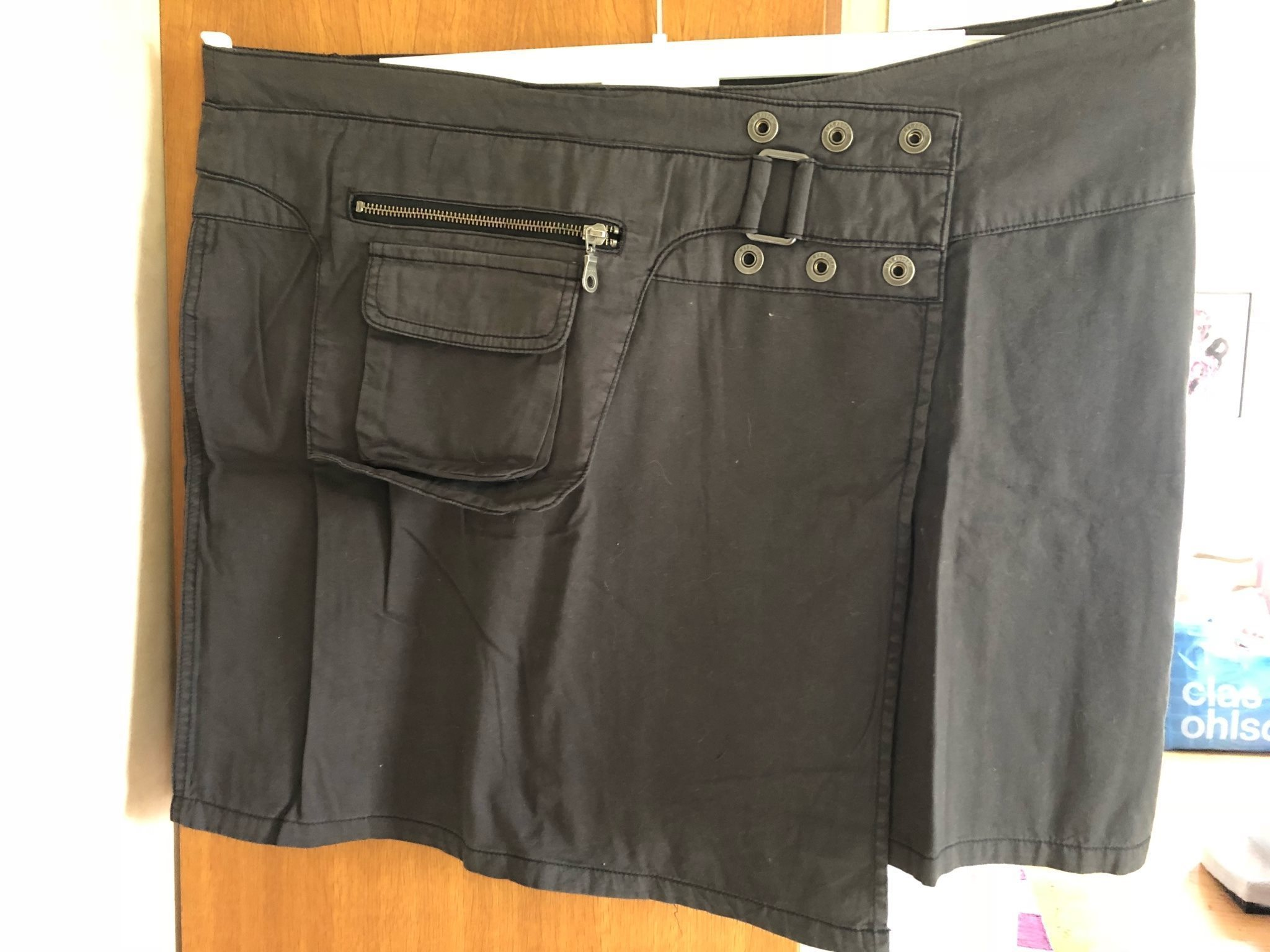 "Rabalder XXL NY kjol med många detaljer ""sommarkjol Elida skirt"