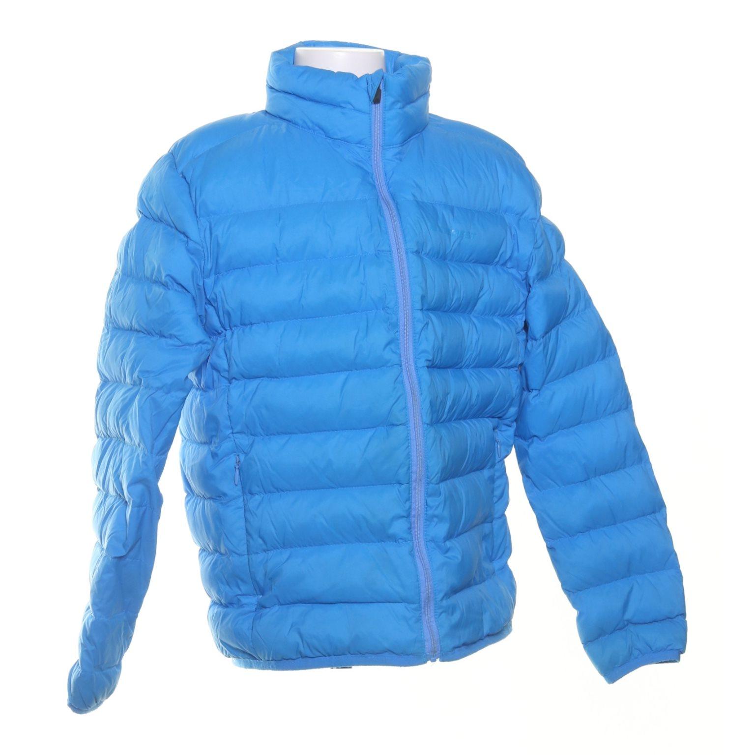 42f30247d11a Everest, Jacka, Strl: 146/152, Blå, Nylon.. (341247029) ᐈ Sellpy på ...
