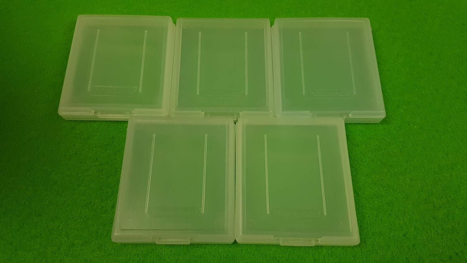 5st Gameboy Plastfodral gameboy gb  fodral