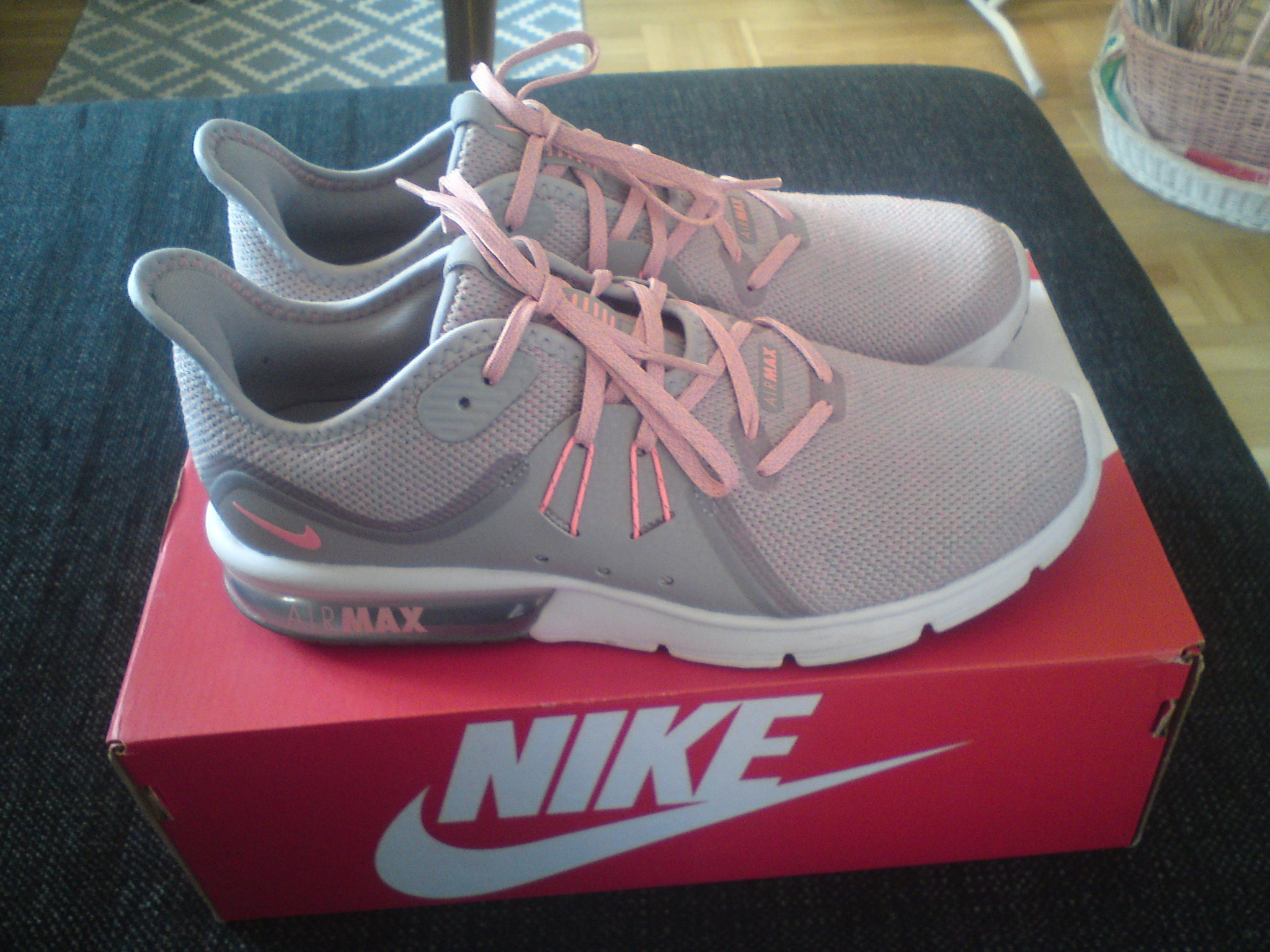 nike air max sequent intersport