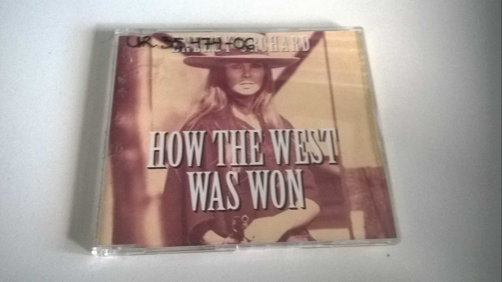Energy Orchard How The West Was Won, CD