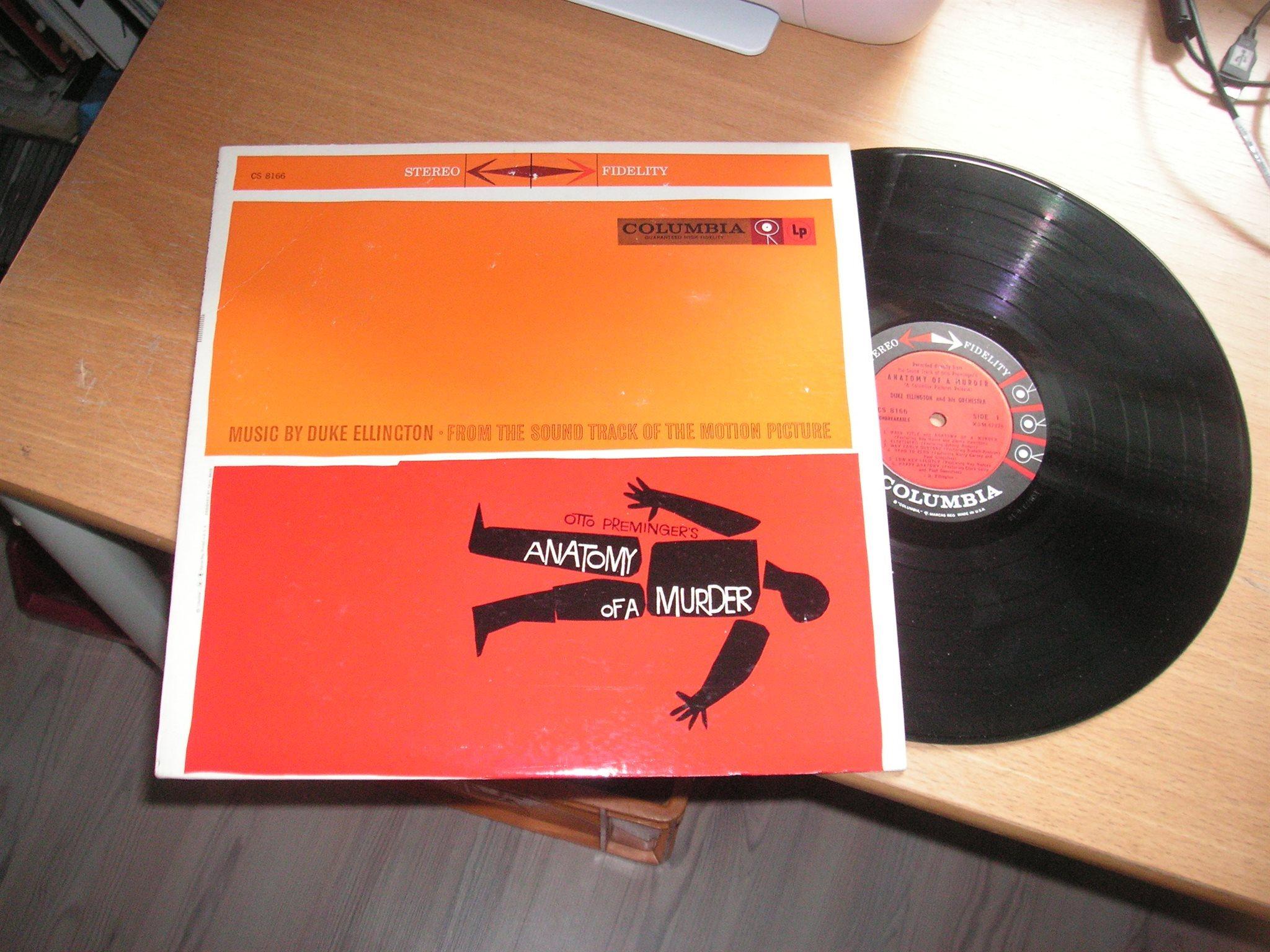 Duke Ellington Anatomy of a murder Coolt crime .. (311596183) ᐈ Köp ...