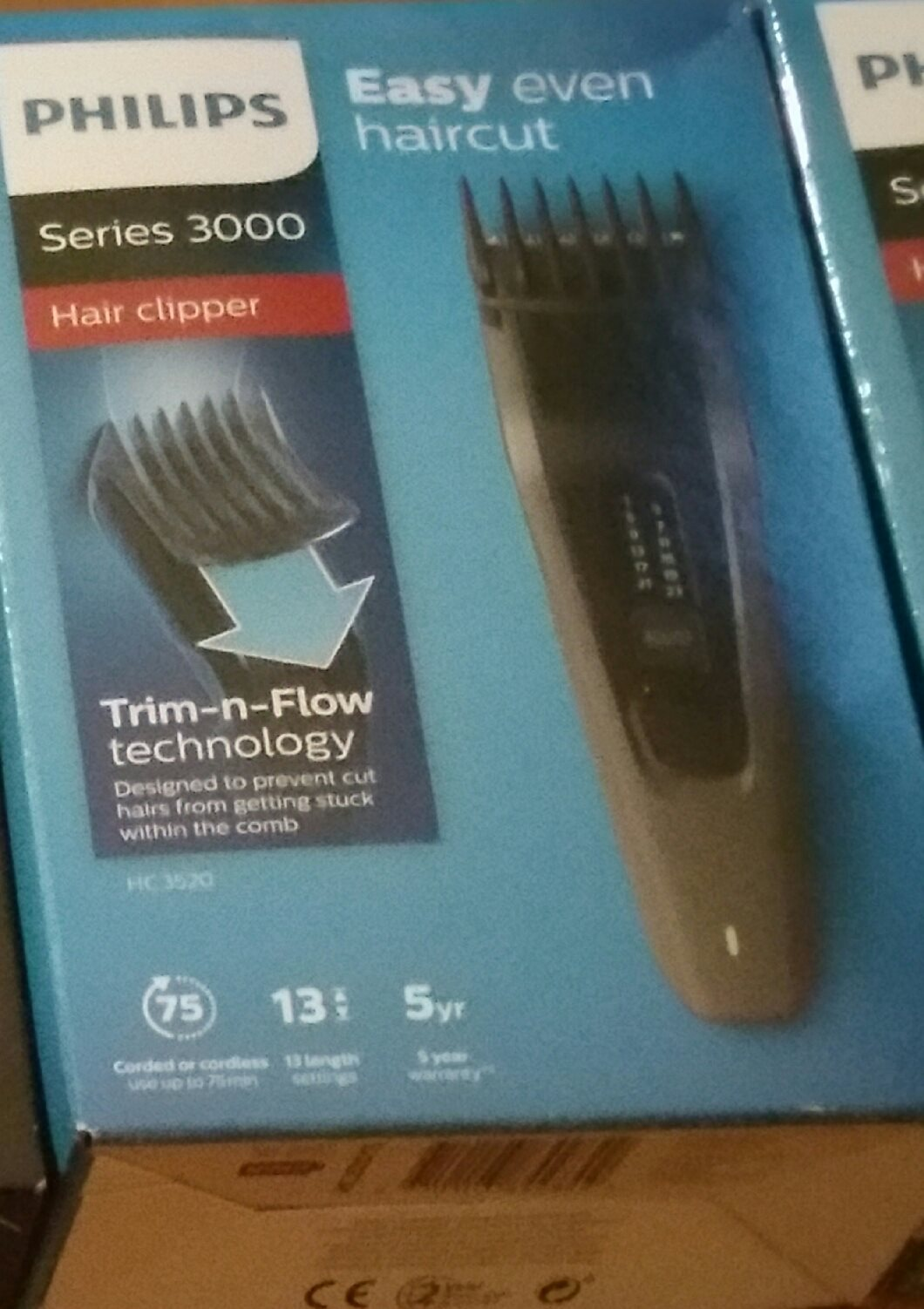 trimmer hår skägg