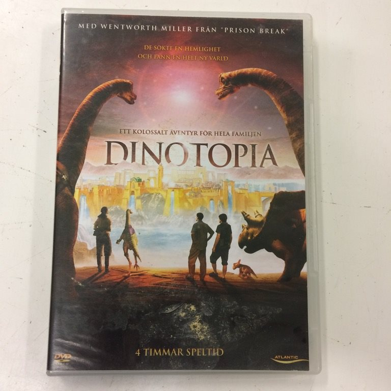 f14e4726e3c DVD Video, DVD-Film, Dinotopia (344125652) ᐈ Sellpy på Tradera
