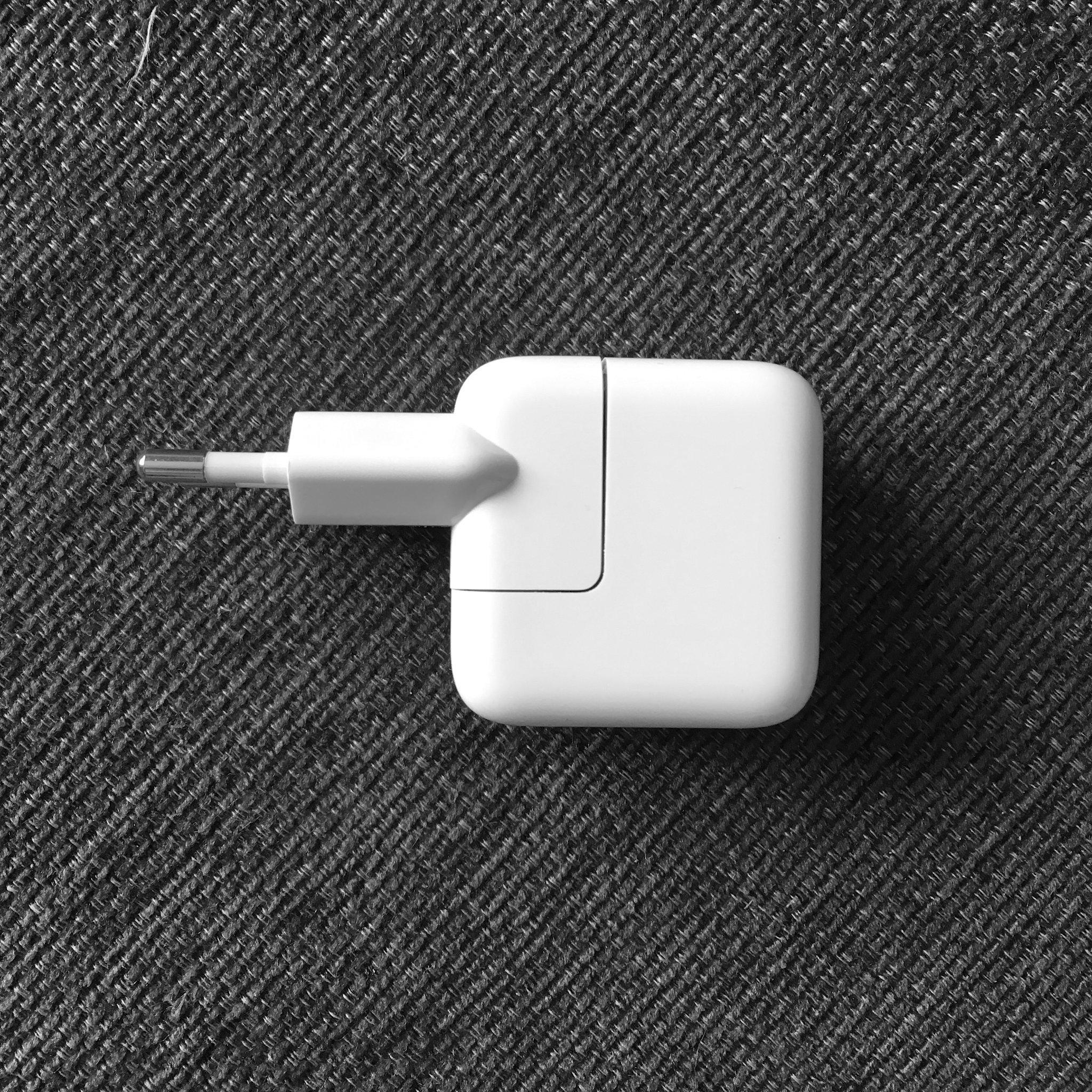 Apple USB laddare, strömadapter, 12W, A1401 (iP.. (361595113