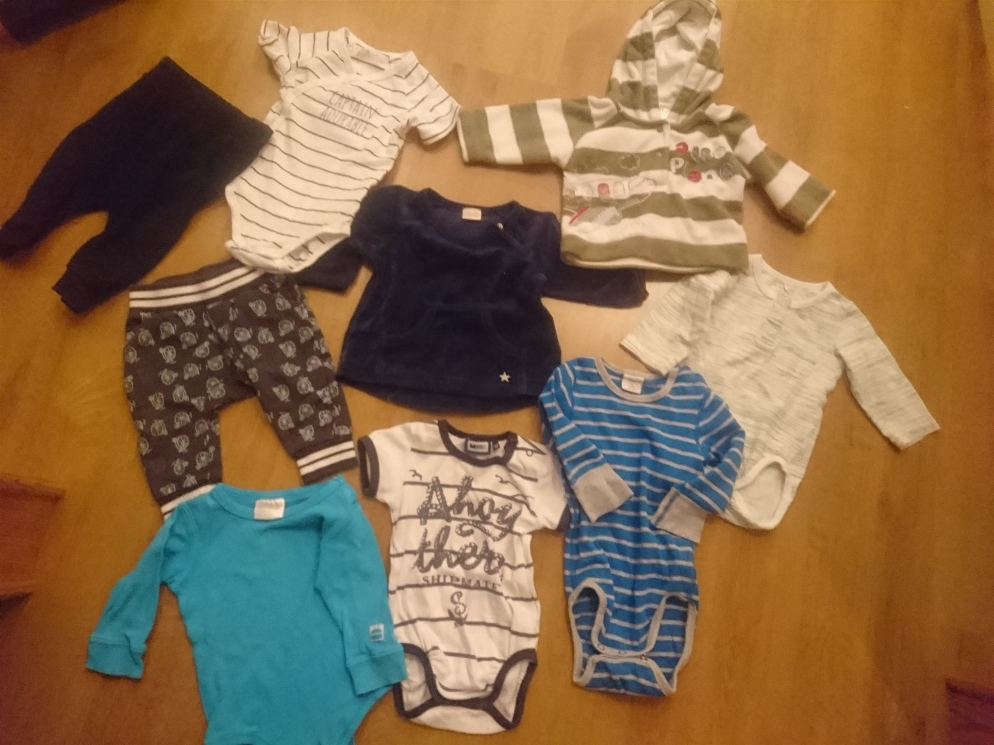 barnkläder storlek 62-68 (330159695) ᐈ Köp på Tradera b4ebdde6f5c36