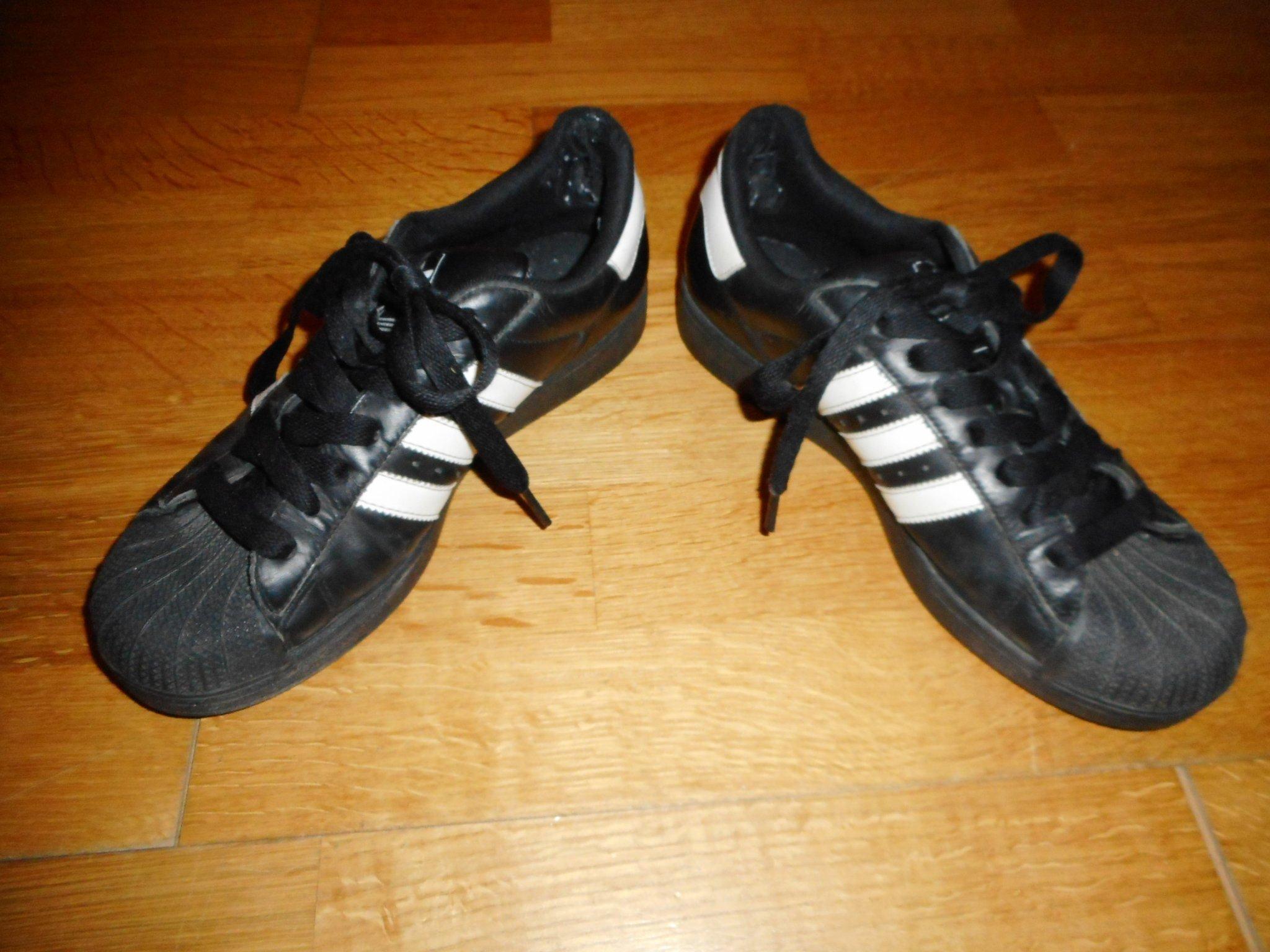Adidas Superstar Foundation Black White i sto.. (351446188