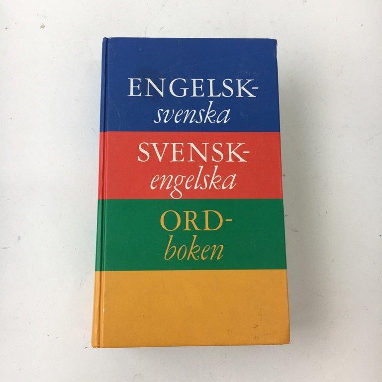 lexikon engelsk svenskt