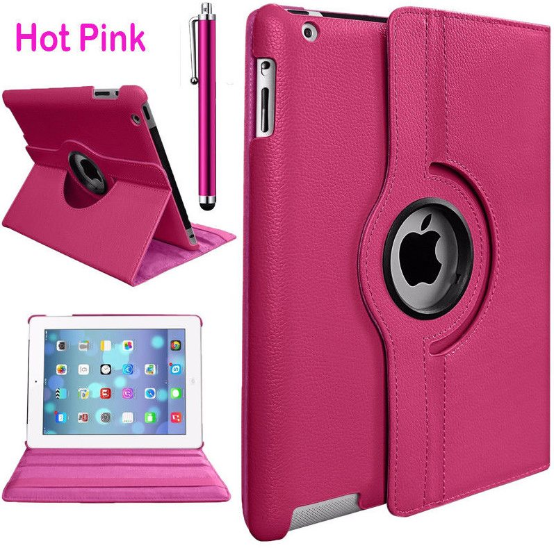 a758fff75fe iPad (Air 2) 360 Rotation Stand Case Cover/iPad.. (306814985) ᐈ Köp ...