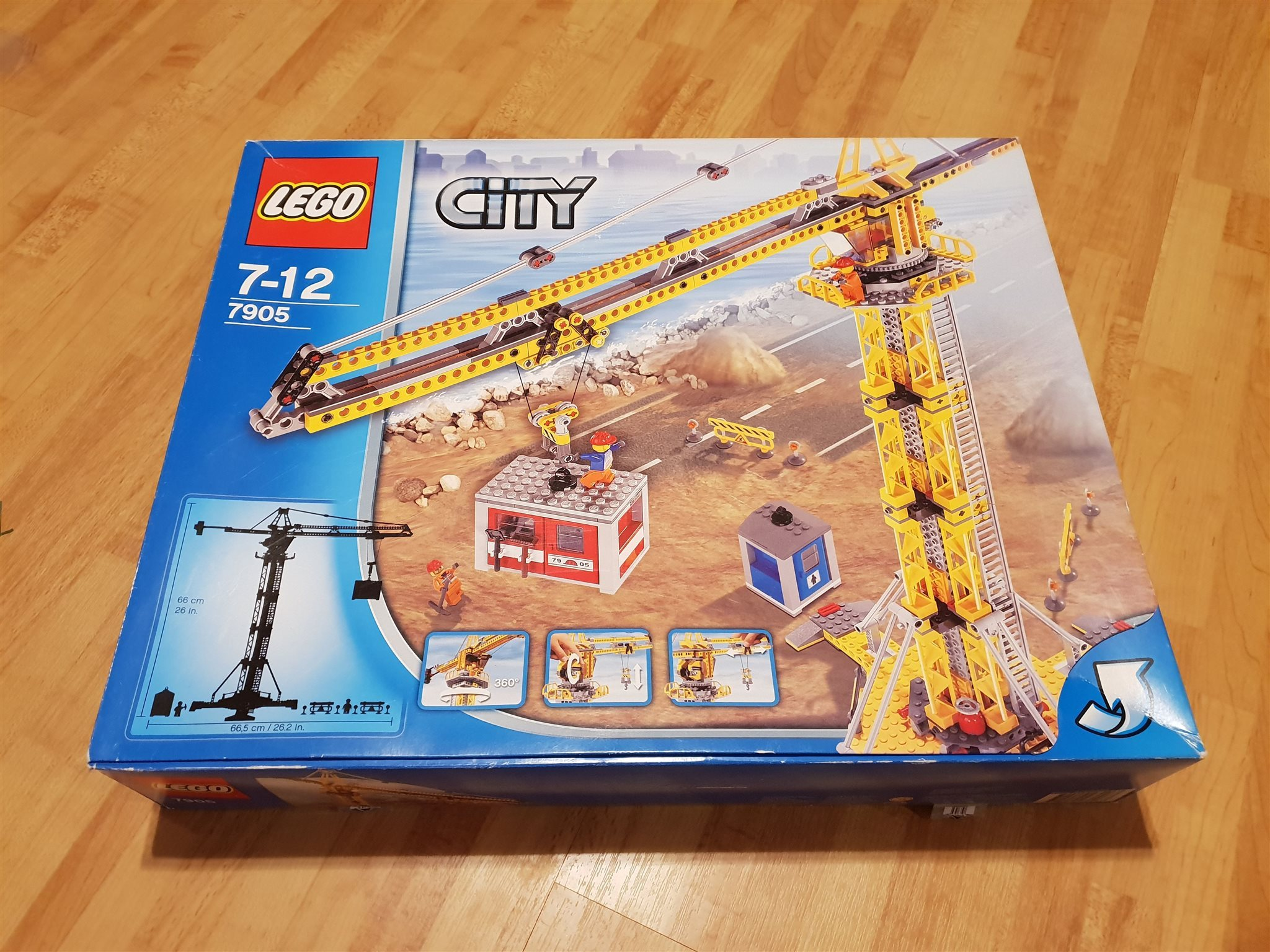 LEGO City 7905