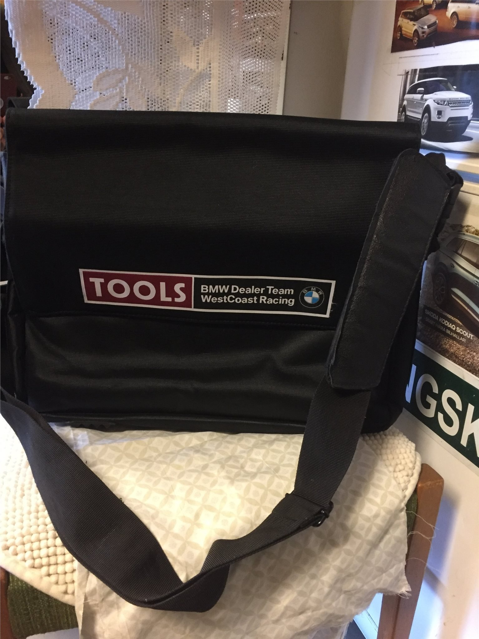 Axel väska data & dekument väska .