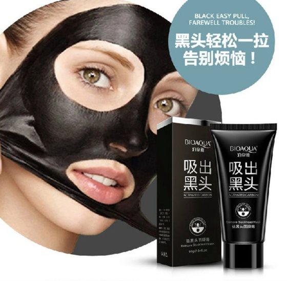 hemmagjord mask för pormaskar