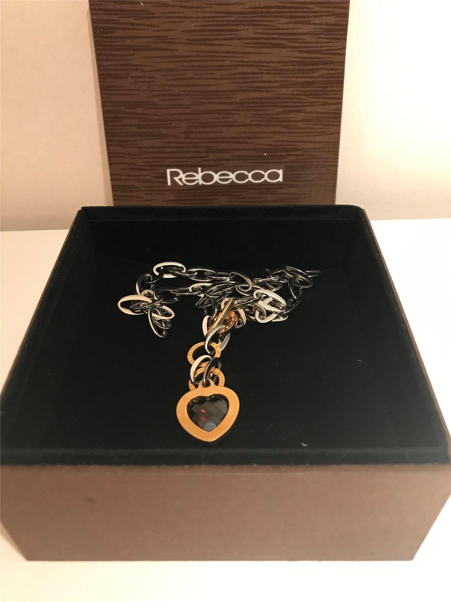 Halsband från Rebecca (335341777) ᐈ Köp på Tradera bb40703f712ea