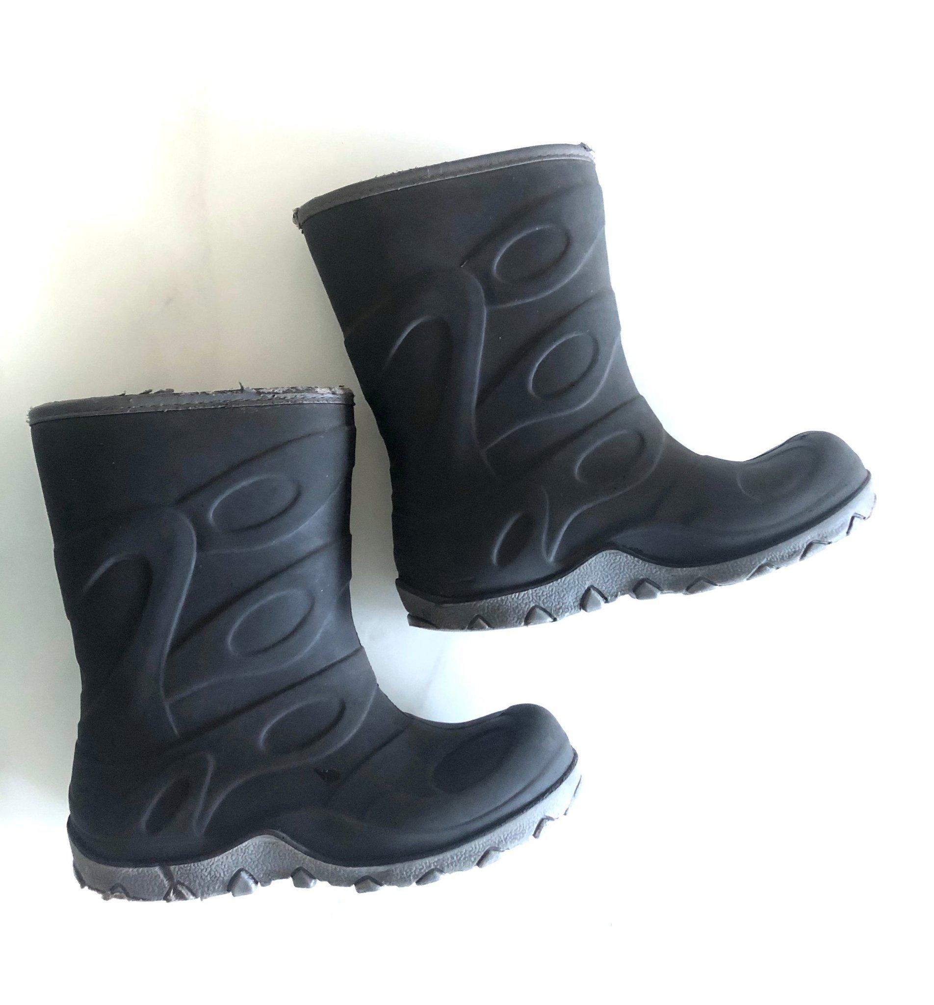 Kuling vinter stövlar svart, stl 28 (416228314) ᐈ Köp på