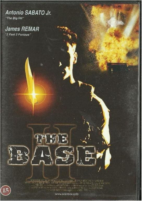 THE BASE 2 - ANTONIO SABATO JR (SVENSKT TEXT)