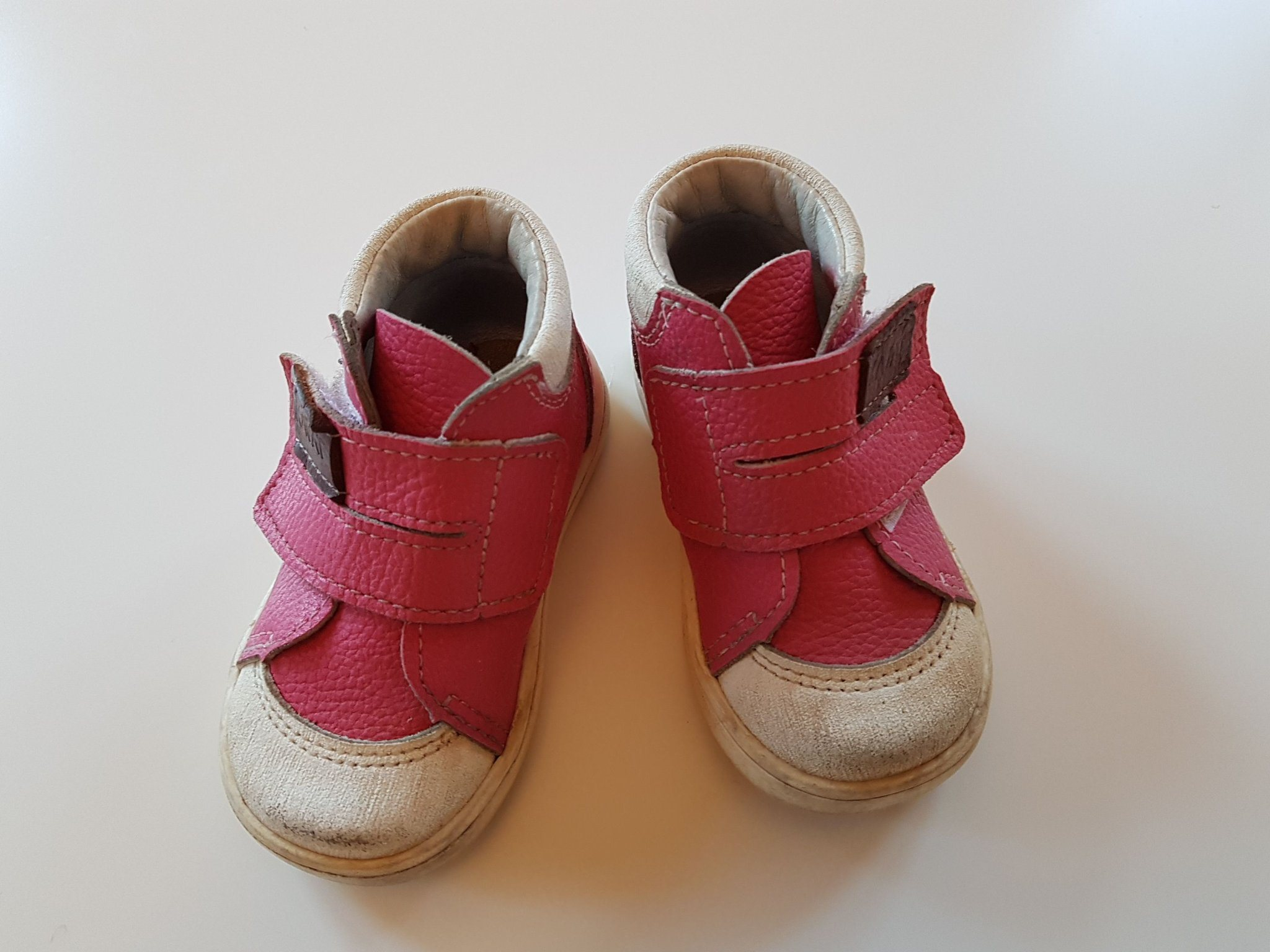 Kavat Fiskeby, rosa skor, stl 20 (343803202) ᐈ Köp på Tradera