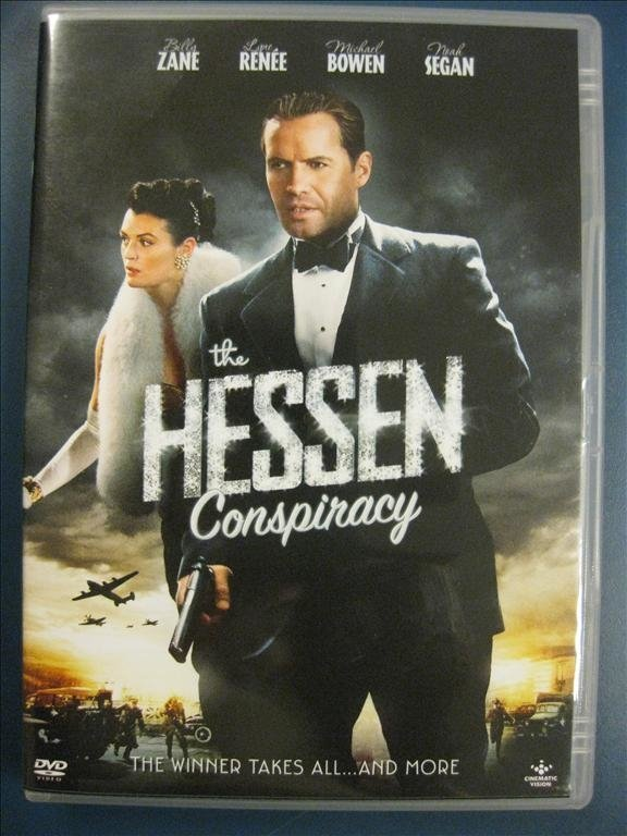 THE HESSEN CONSPIRACY  -  MATINÉÄVENTYR MED BILLY ZANE