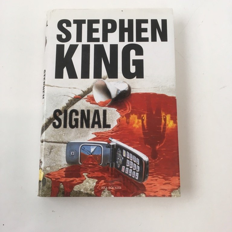 Bok, Signal, Stephen King, Inbunden, ISBN: 9789170024115, 2006