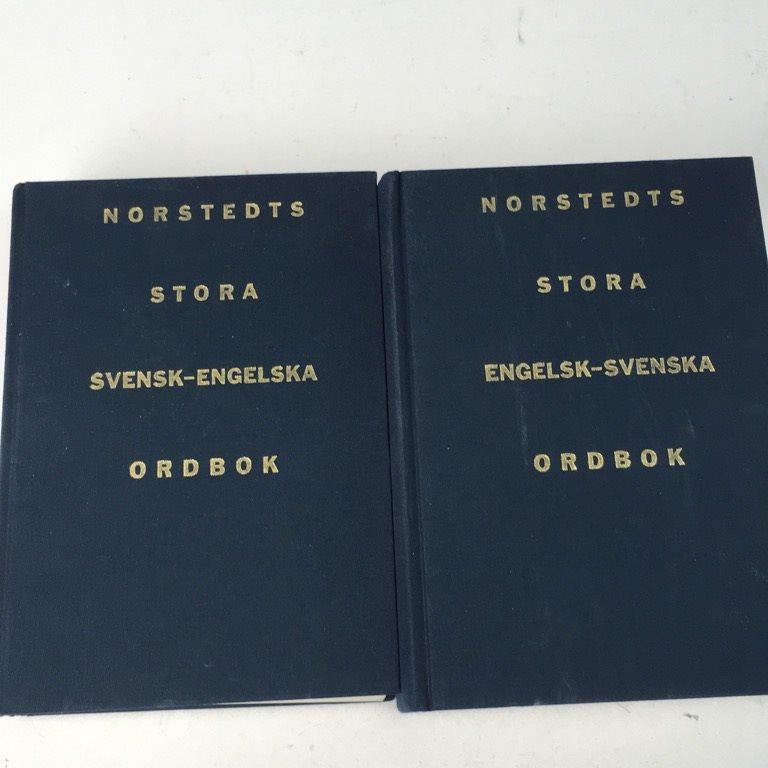 norstedts ordböcker app