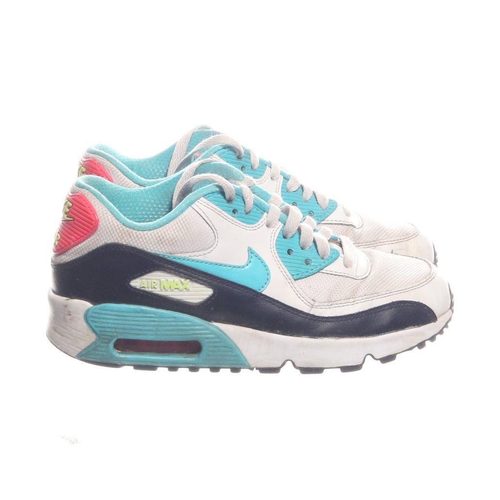 premium selection fd45b b4a8c Nike, Sneakers, Strl  36½, Air Max, Vit Rosa Turkos