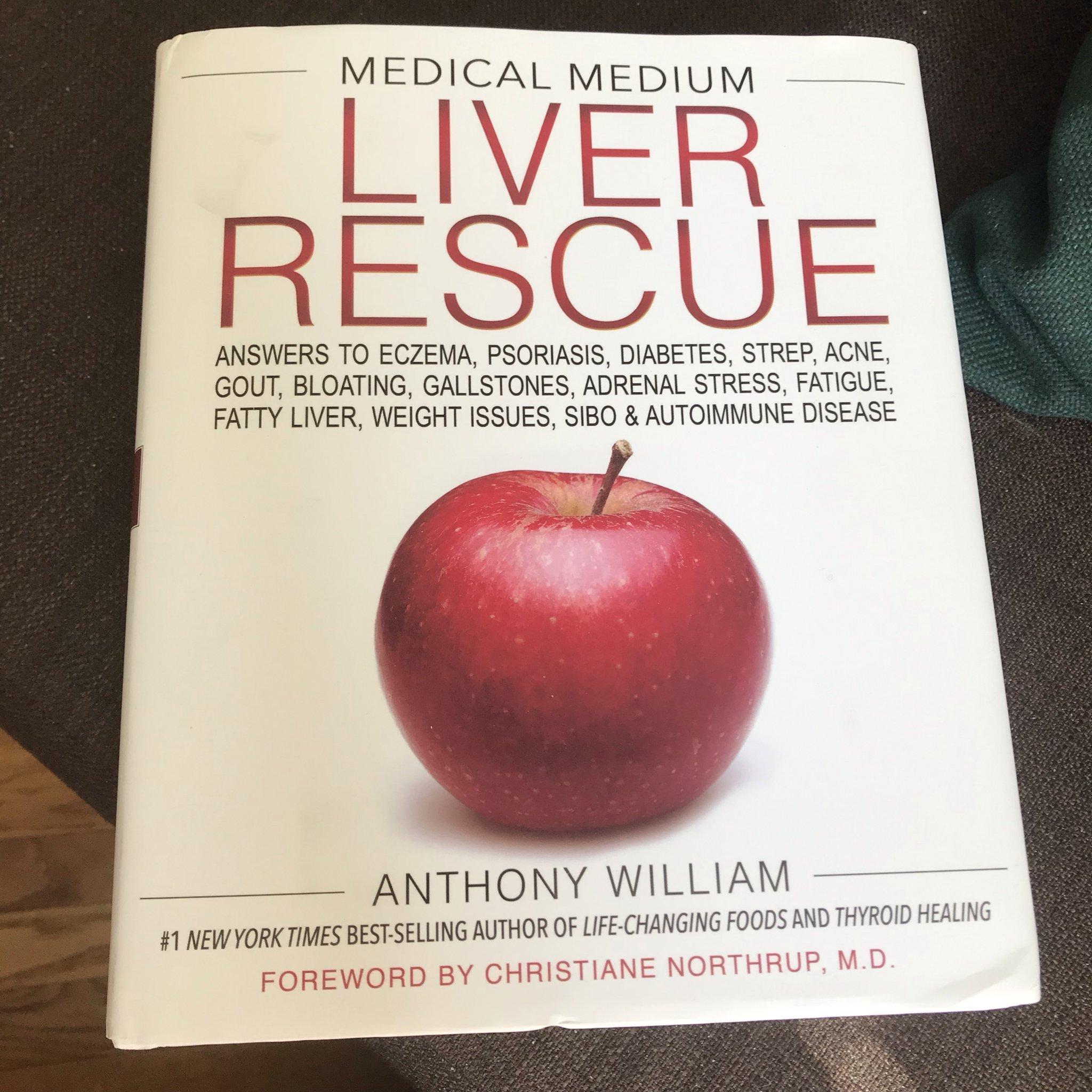 Liver rescue vegan hälsa bok (349002667) ᐈ Köp på Tradera