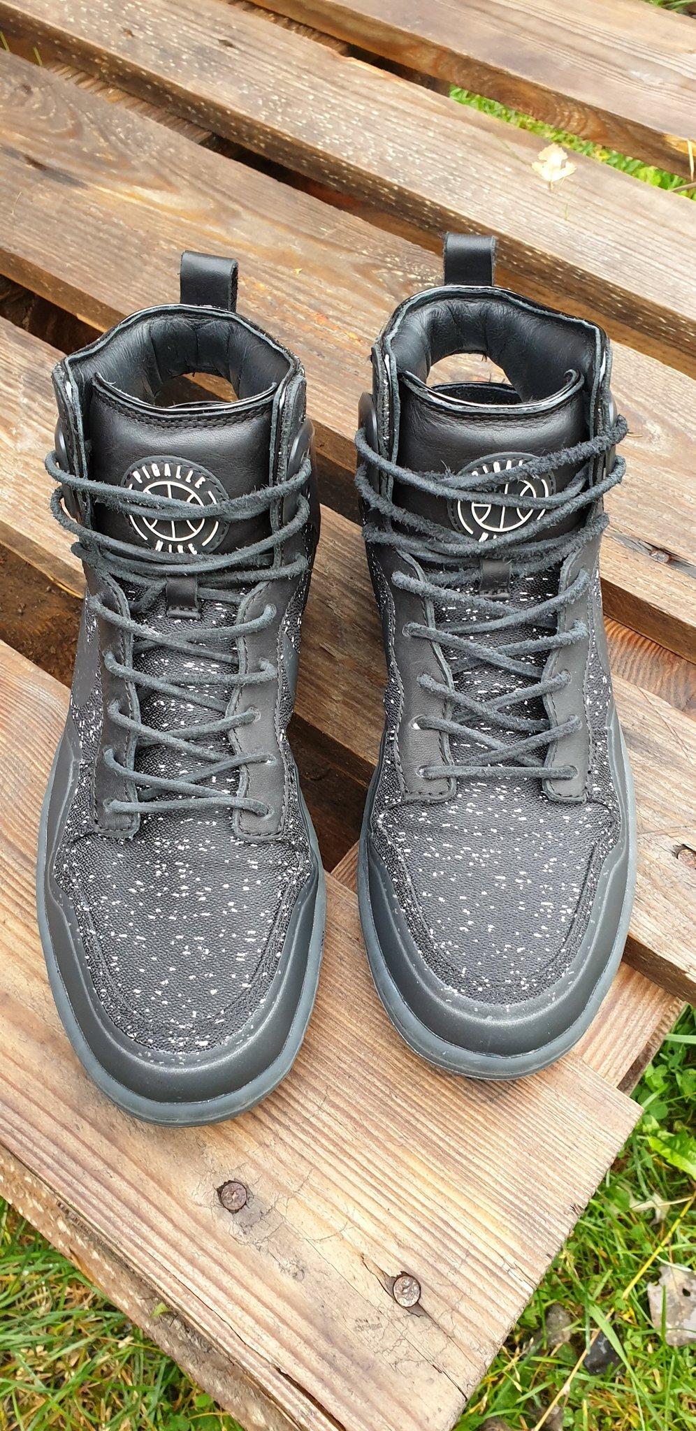 Nike Dunk lux SP Pigalle high black svarta .. (364729389