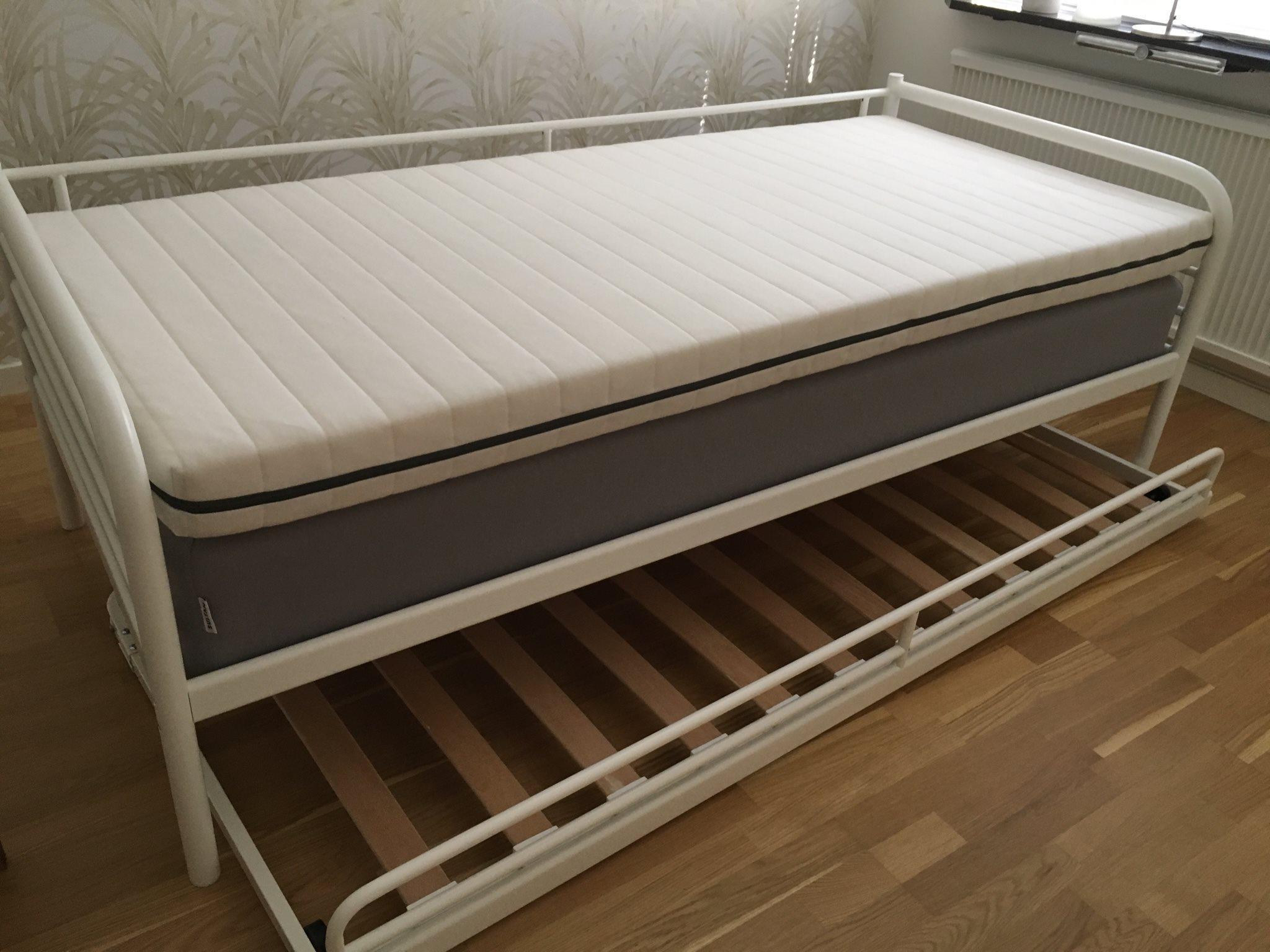 Dagbädd ,Ikea Tromsö på Tradera com Sängar för sovrum Sovrum