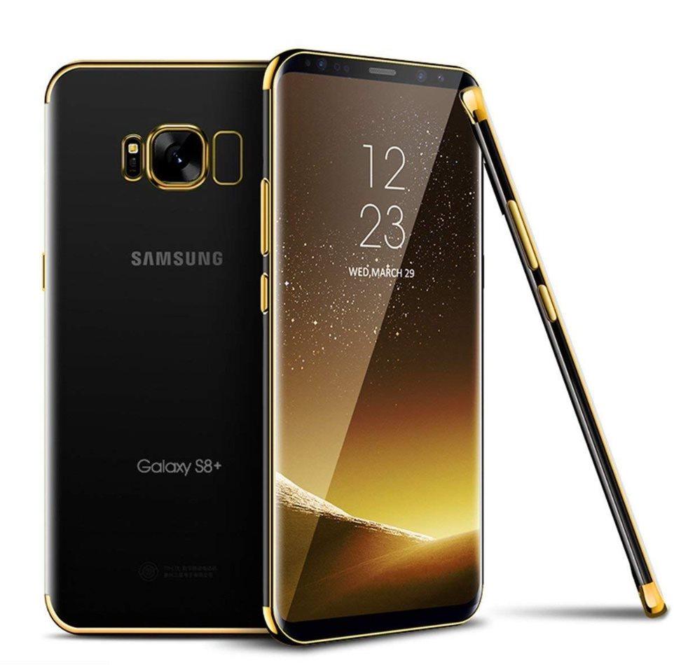 Samsung Galaxy A6 Plus (2018) Luxury Slim Shock.. (320821759) ᐈ Köp på  Tradera da295bad4a71a