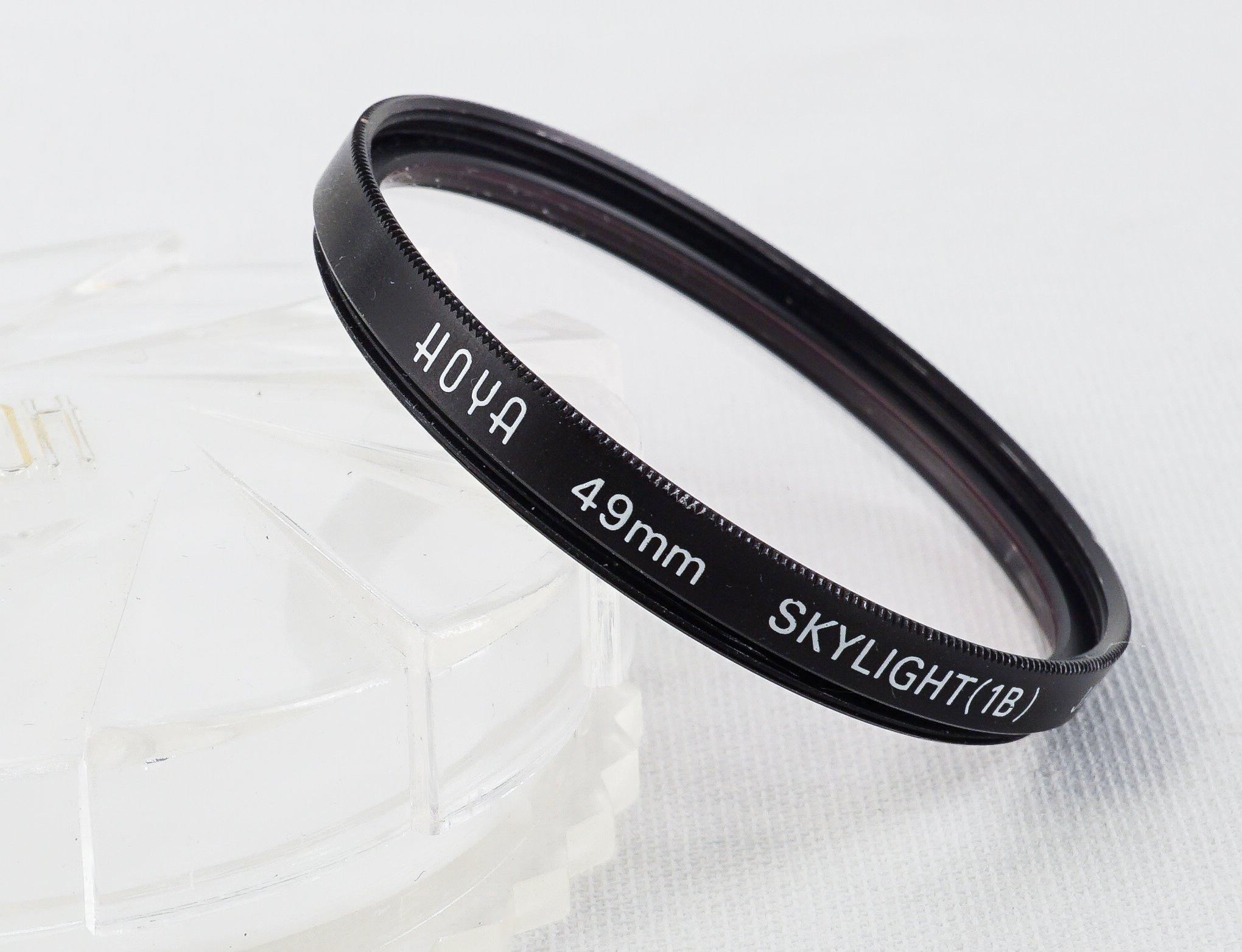 Filtro Skylight Hoya 49mm