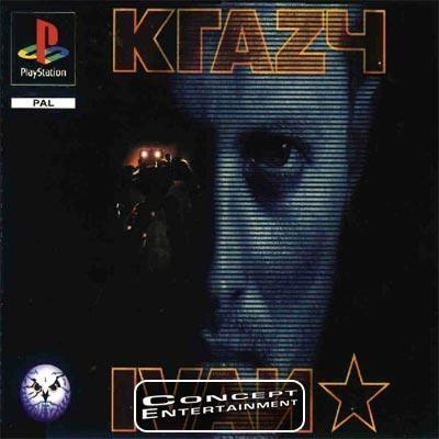 KRAZY IVAN (komplett) till Sony Playstation, PS1