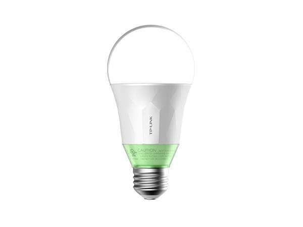 TP-Link Smart Wi-Fi A19 LED Bulb, 220-240V/50Hz, 2700K Dimmable White/LB110(E27)